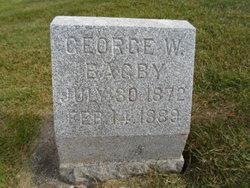 George Bagby