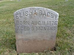 Elisha Bagby