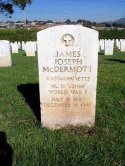 James Joseph McDermott