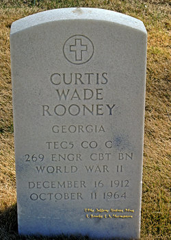 Curtis Wade Rooney