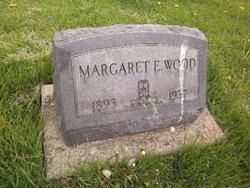 Margaret Elizabeth <i>Walker</i> Wood