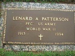 Lenard Augustus Patterson