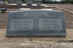 Aaron Card Gruwell