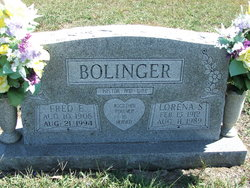 Lorena Susan <i>Conrad</i> Bolinger