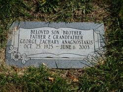 George Zachary Aggie Anagnostakis