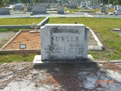 Alex L Fowler