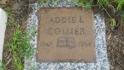 Addie L Collier