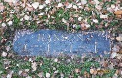Dale LeRoy Hanson
