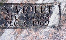 Sarah Violet <i>Morrison</i> Campbell