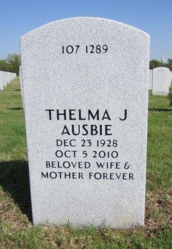 Thelma Joe <i>Brown</i> Ausbie
