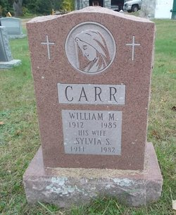 William M Carr