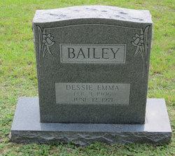 Dessie Emma Bailey