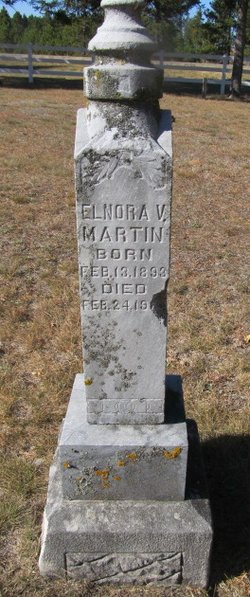 Elnora V. Martin