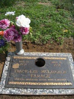 Tracy Lee <i>McLaughlin</i> Farage