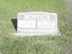 Bettie <i>Thornton</i> Jackson