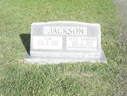 Luby Jackson