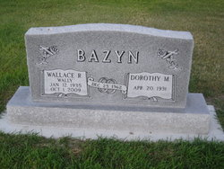 Wallace Ray Wally Bazyn