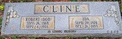 Ida F. <i>Daniel</i> Cline