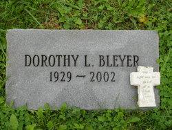 Dorothy L. Bleyer