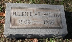 Helen <i>Birch</i> Ashworth