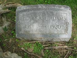 Ella Pearl Adams