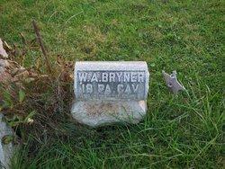 Pvt William Alexander Bryner
