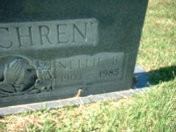 Nellie B McCachren