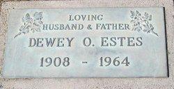 Dewey O Estes