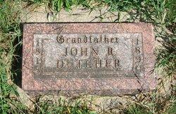 John R Dutcher
