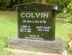 Larry Wayne Colvin