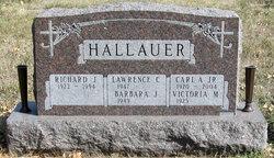 Carl A Hallauer, Jr