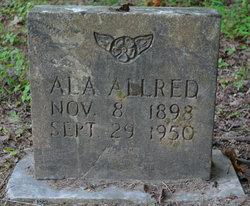Ala <i>Hooper</i> Allred