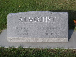 Dr Adrian Laurencius Almquist