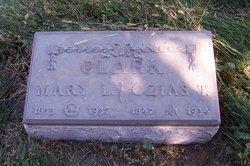Mary L <i>Moore</i> Clark