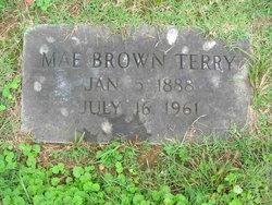 Bonnie Mae <i>Brown</i> Terry