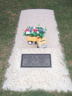 Ralph Waldo Herman