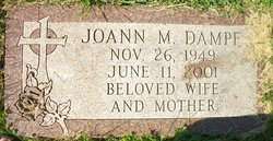 Joann M Dampf
