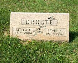 Erwin A Droste