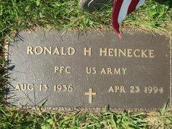 Ronald H Heinecke