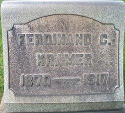 Ferdinand C Kramer