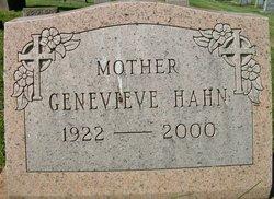 Genevieve G. <i>Marple</i> Hahn