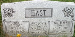 Donna L <i>Hayes</i> Hast