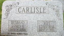 James E Carlise