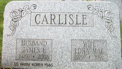 Edna Mae Carlise