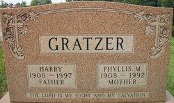Harry Gratzer