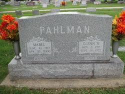 Mabel G <i>Gibbons</i> Pahlman