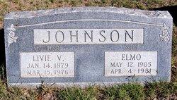 Livie Valentine <i>Springer</i> Johnson