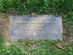 Robert Allen Britt