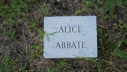 Alice Abbate