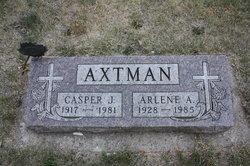 Casper J Axtman